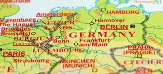 High school Germany - school locations